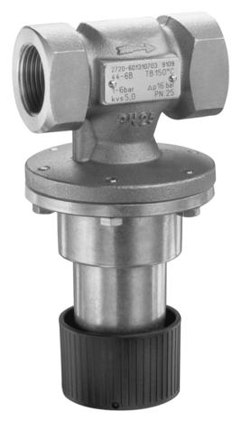 Überströmventil Typ 44-6 B