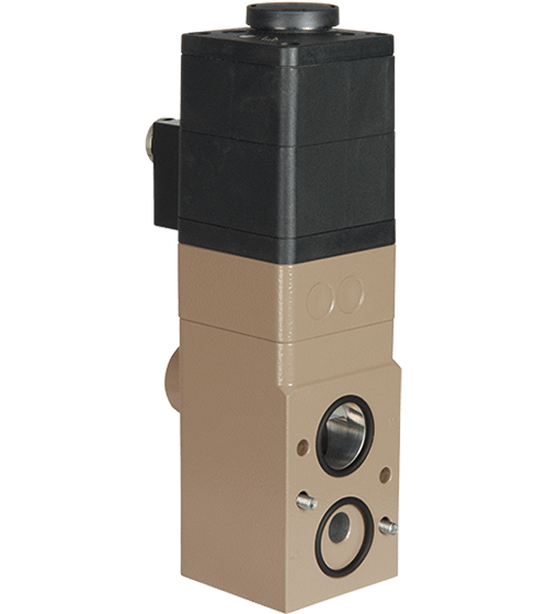 Magnetventil Typ 3967