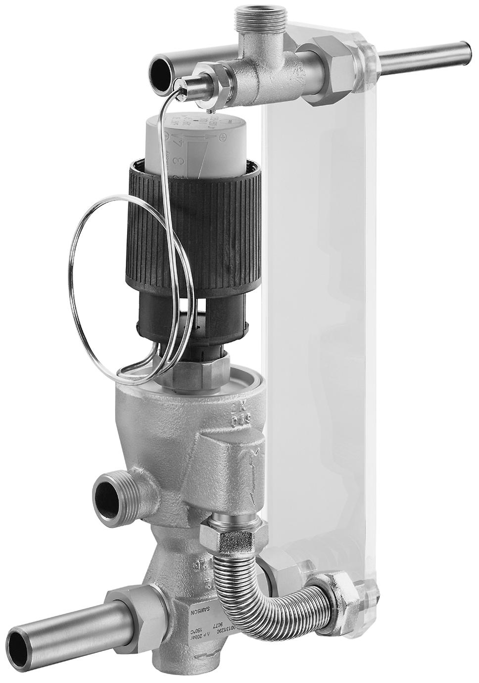 Hydraulische Steuerung Typ 2438