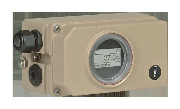 i/p-Stellungsregler TROVIS 3730-3(HART®)