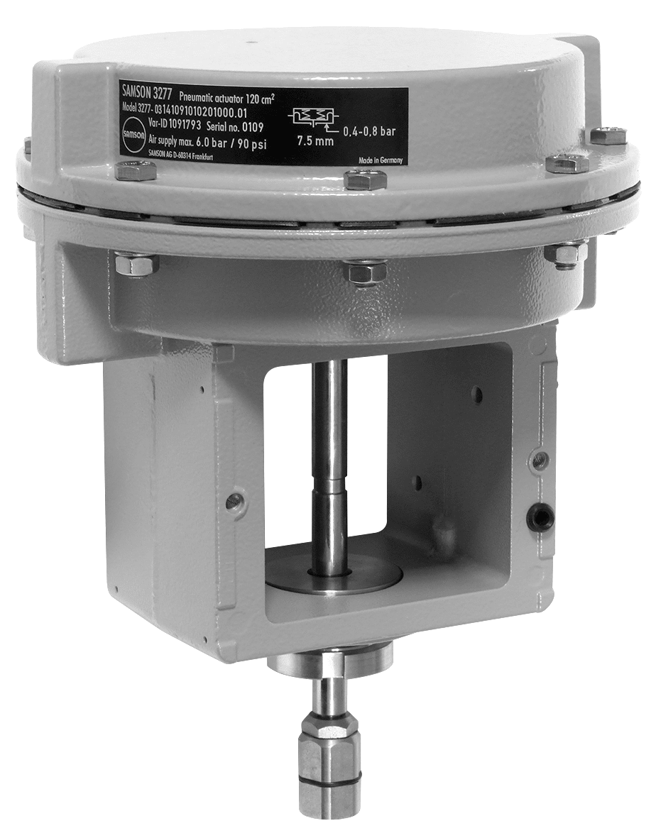 Pneumatischer Antrieb Typ 3277