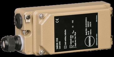 Induktiver Grenzsignalgeber Typ 3768